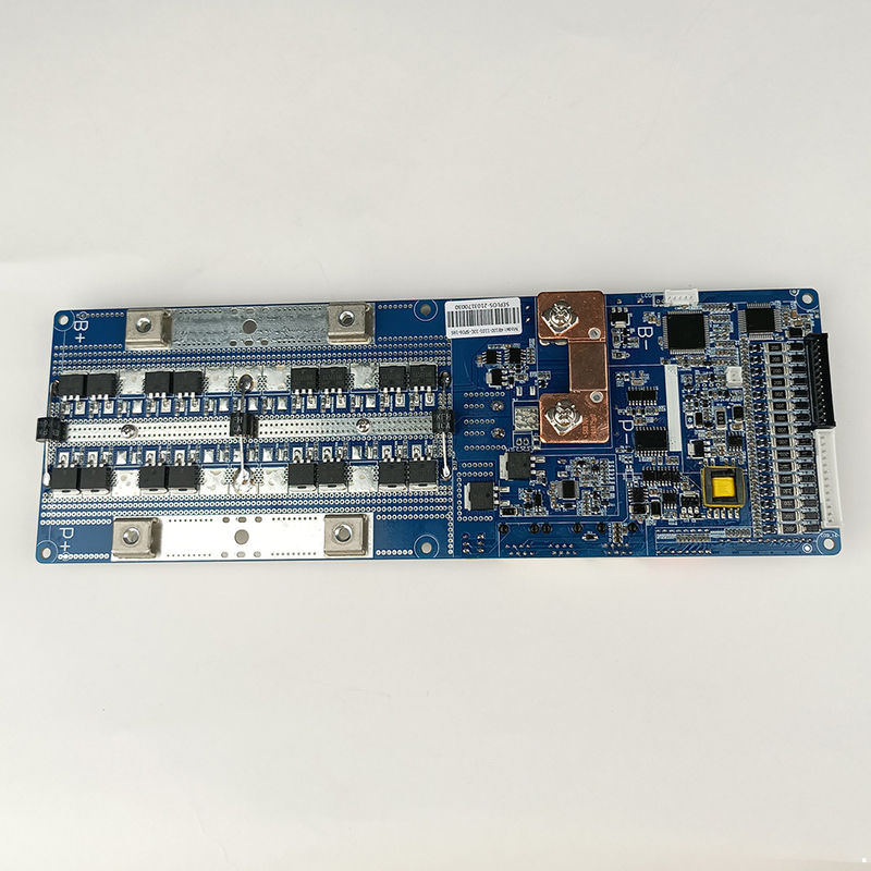 Seplos 8S 100A 24V Lifepo4 lithium battery protection board LFP Cell Balance Integrated Circuits BMS